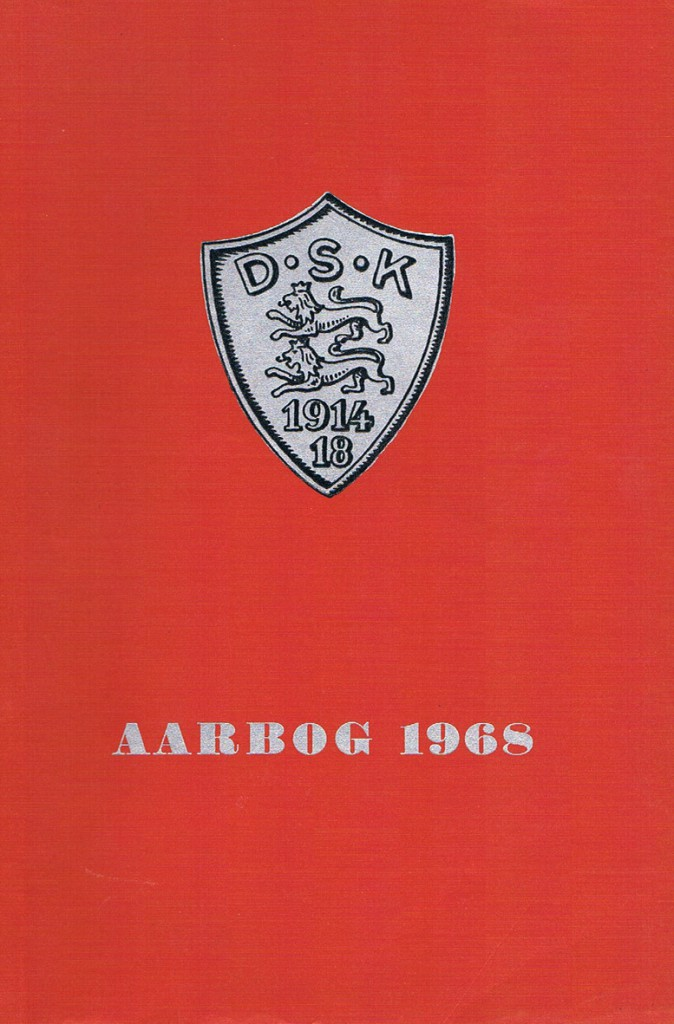 DSK's karakteristiske røde årbog udkom 1941-1972